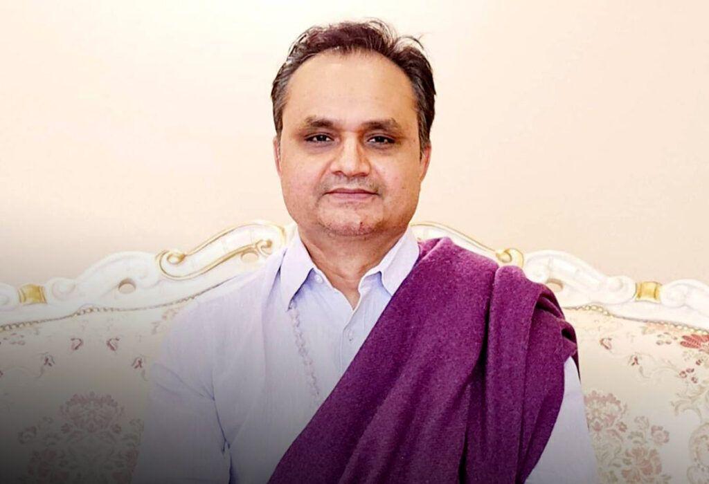Лидер индуизма в России Шри Пракаш Джи поздравил всех с индийским праздником Дивали
