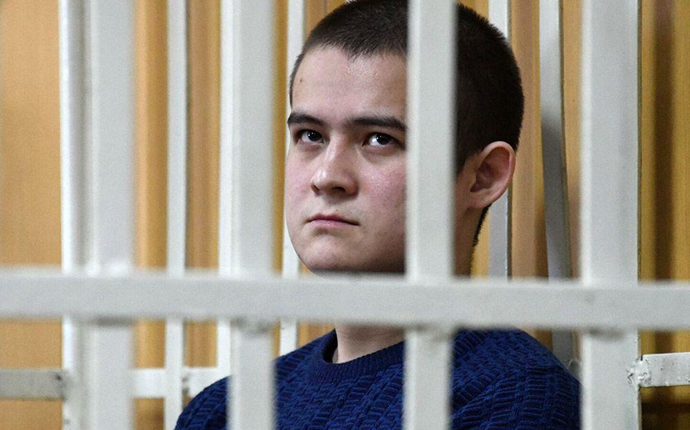 Присяжные признали срочника Рамиля Шамсутдинова виновным в убийстве восьми сослуживцев