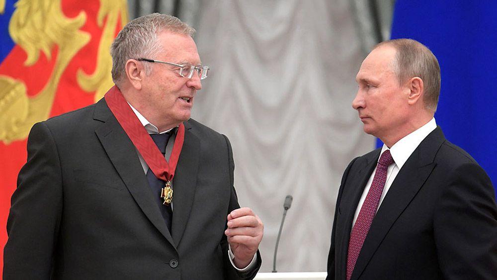 Жириновский назвал возможных будущих президентов РФ