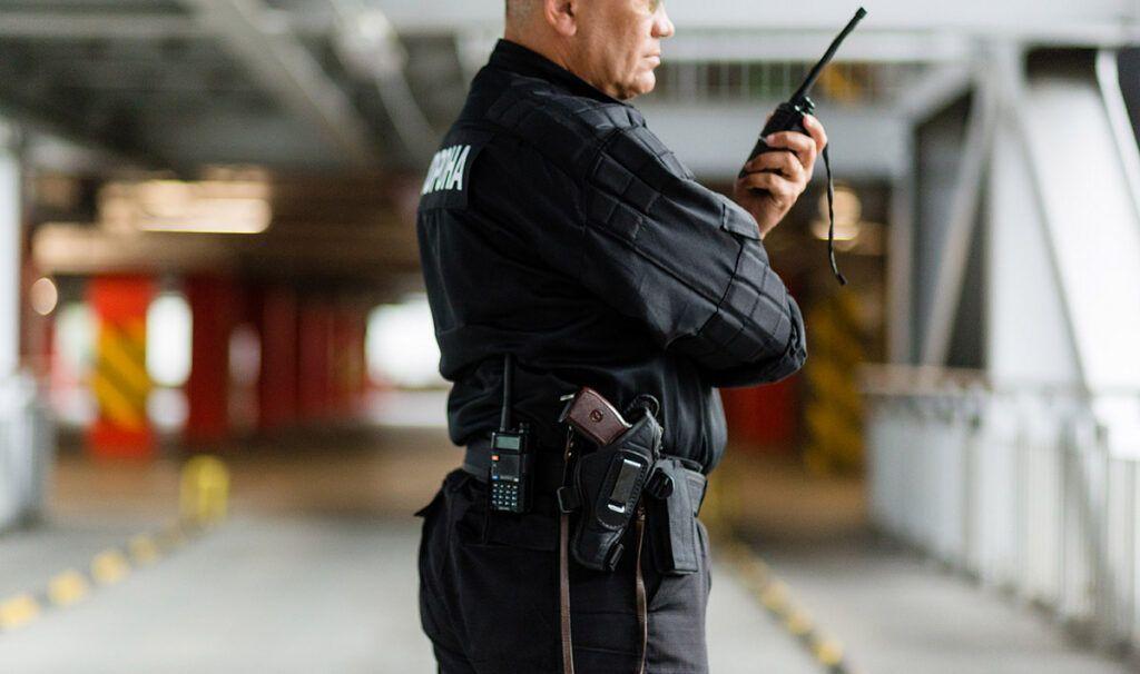 В Росгвардии определили, как должны работать сотрудники частного охранного предприятия