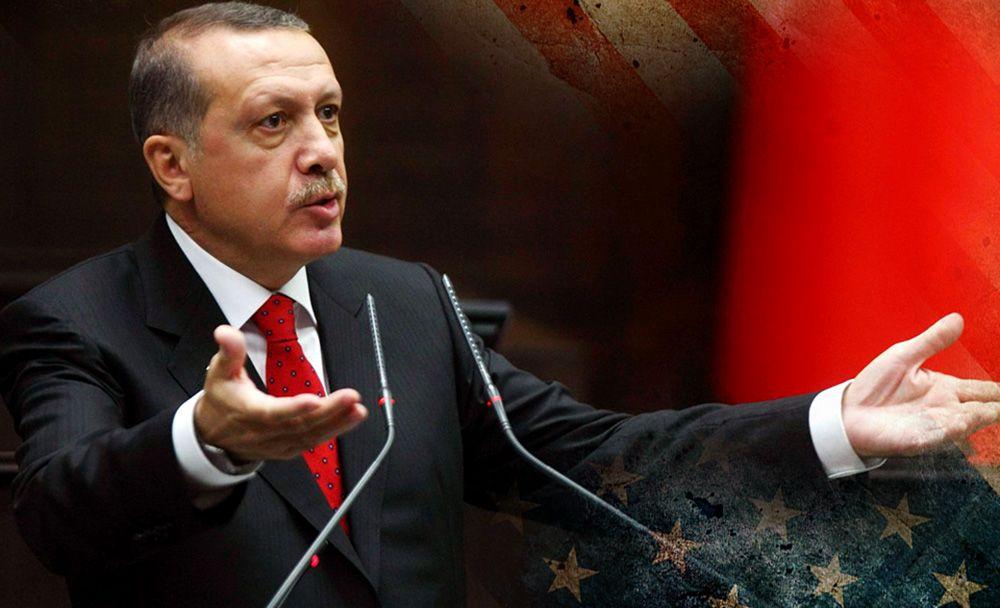 Эрдоган прокомментировал планы Вашингтона ввести санкции против Турции из-за С-400