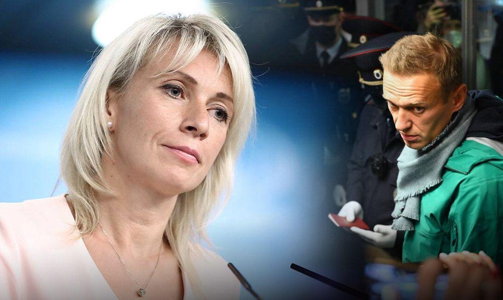 Захарова ответила на призыв советника Байдена освободить Навального