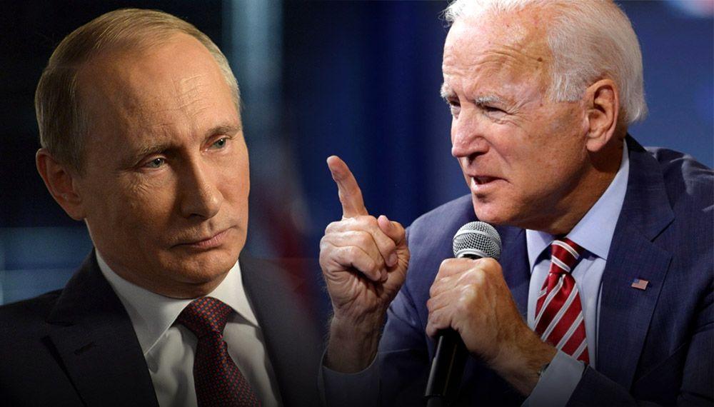 В Кремле рассказали о первом разговоре Путина и Байдена