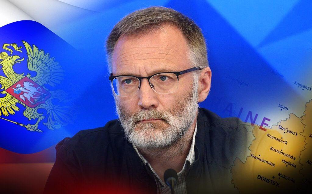 Михеев пояснил, что поменяет признание Россией ДНР и ЛНР