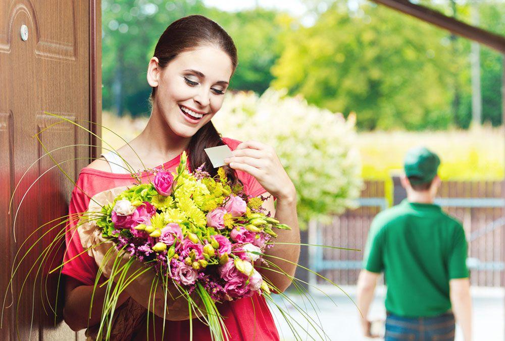 Быстрая доставка цветов в столичных городах