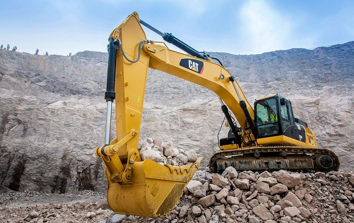 Востребованность строительной техники Caterpillar на рынке России