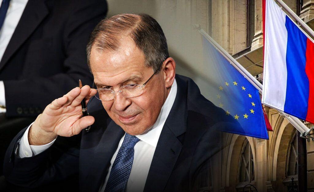 Лавров пояснил уровень отношений России и Евросоюза