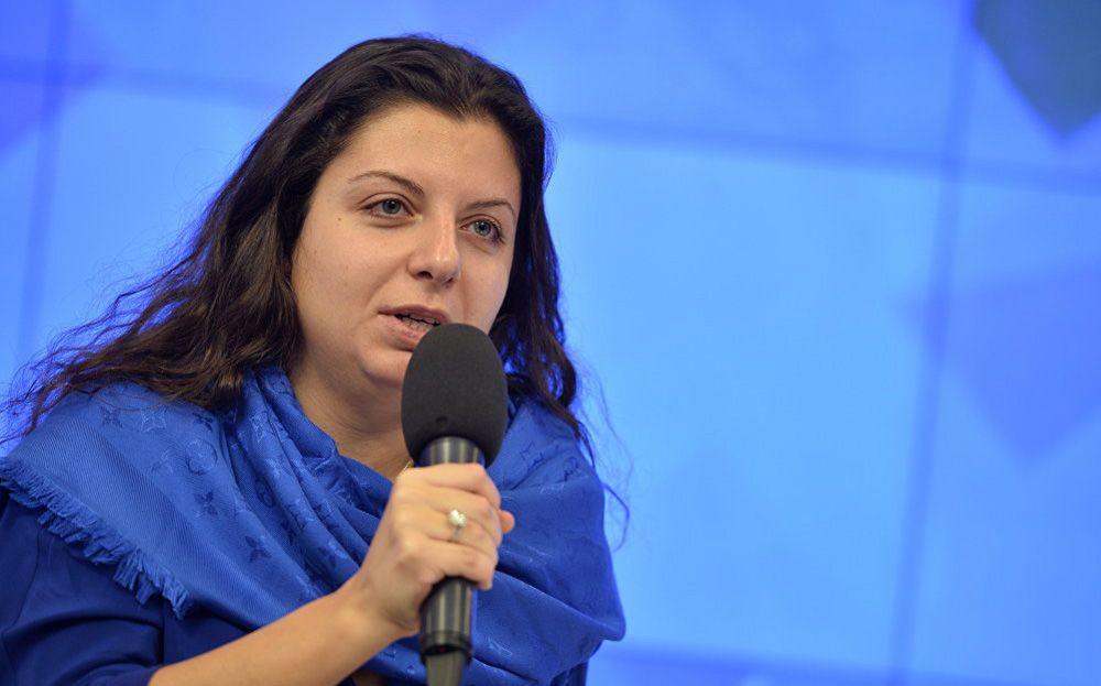 Симоньян пояснила своё эмоциональное выступление с призывом «забрать Донбасс домой»