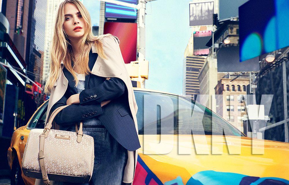 Модные женские сумки DKNY