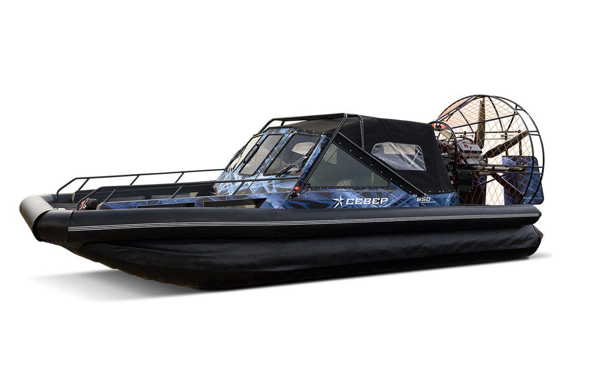 Модель лодки «Север 650»