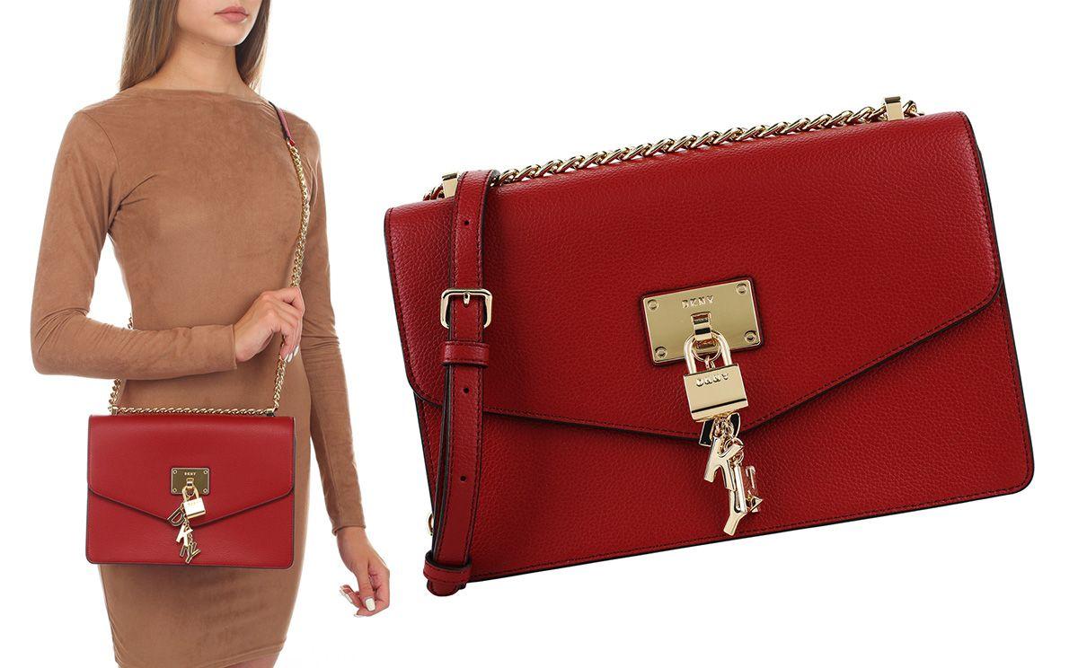 Модные женские сумка dkny