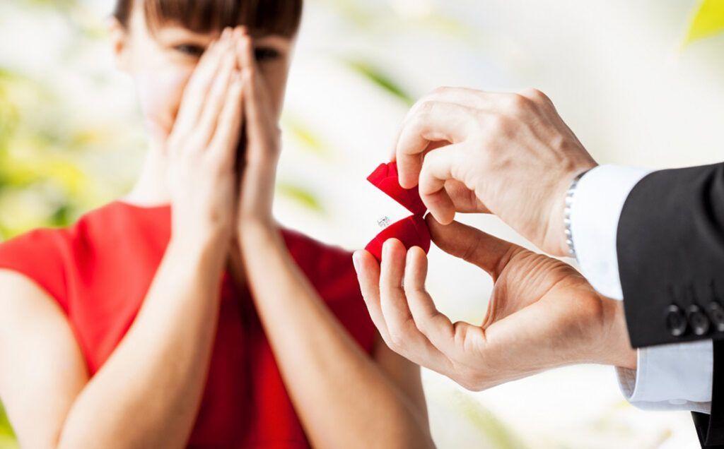 Как мужчине просто выбрать кольцо для помолвки