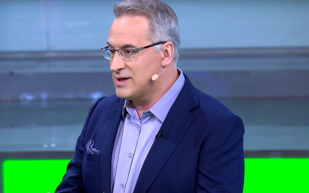 """Норкин рассмешил анекдотом про """"старого коня"""" при обсуждении блогера Навального"""