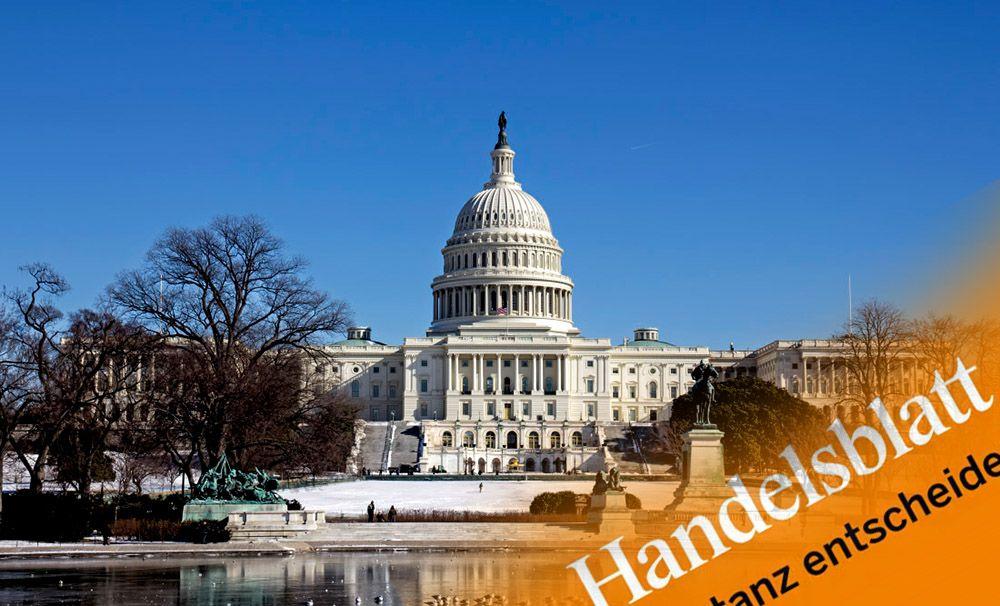 """СМИ из ФРГ сообщает, что США готовы прекратить давить санкциями на """"СП-2"""""""