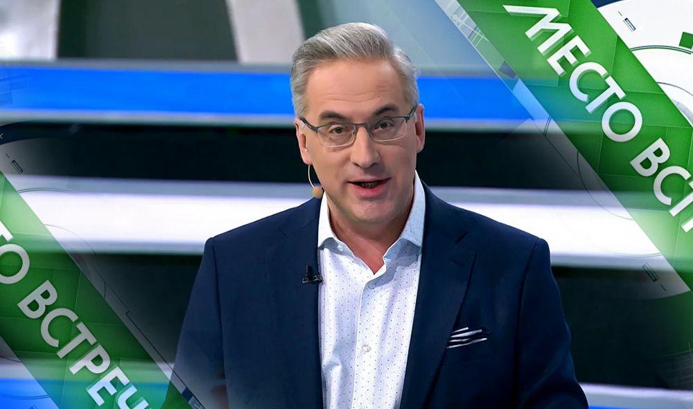 Норкин одним окликом сумел угомонить украинскую журналистку