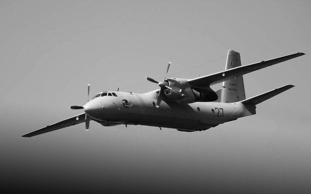 В Казахстане разбился самолёт Ан-26