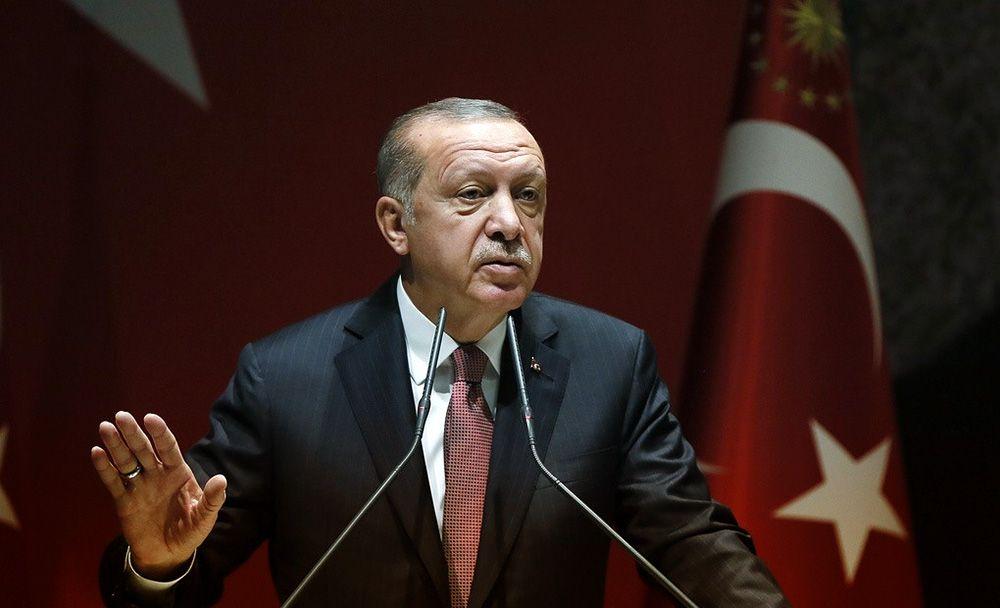 Эрдоган прокомментировал ответ Владимира Путина на слова Бадена