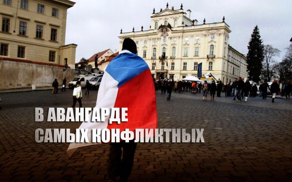 Реакция РФ на дипломатический выпад оставила Чехию в шоке