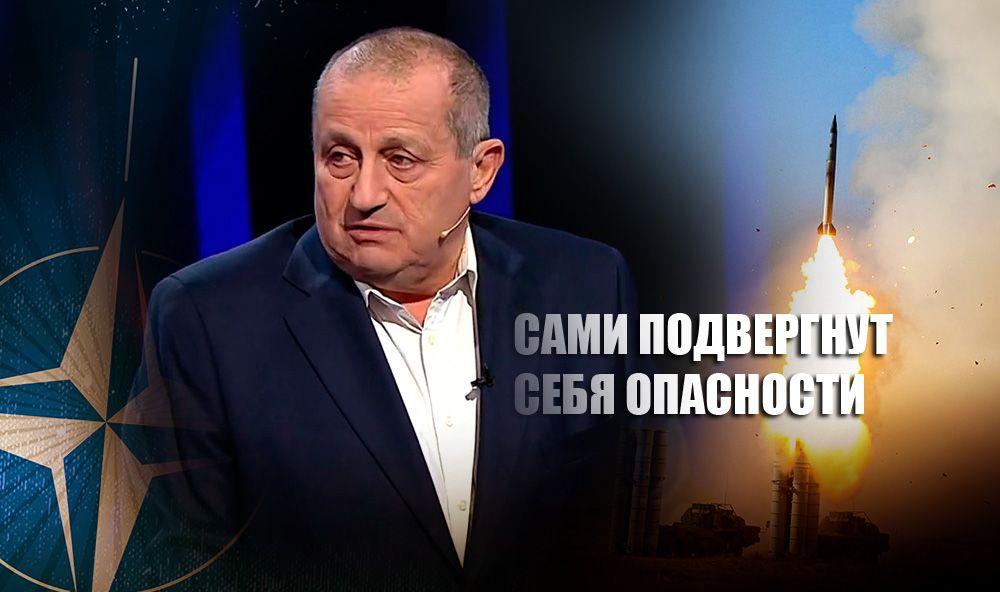 Кедми описал судьбу Украины в случае столкновения России и НАТО