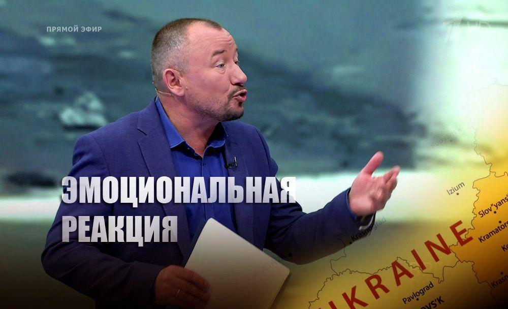 """Шейнин одной фразой прекратил истерику украинца Запорожского, после его """"разоблачения"""""""