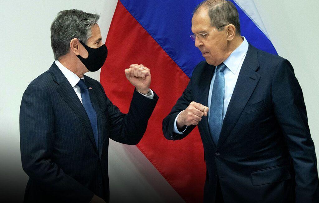 Лавров прокомментировал итоги встречи с Блинкеном