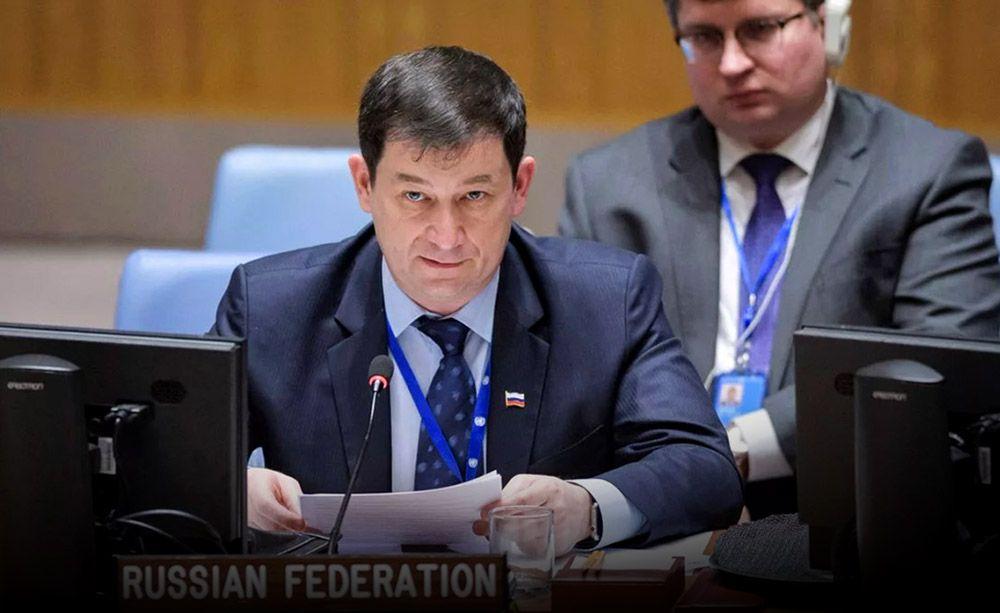 """Дипломат из РФ назвал встречу по Донбассу в ООН """"тошнотворной"""""""