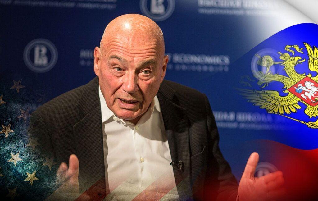 Познер пояснил, перед какой надвигающейся угрозой должны объединиться в союз РФ и США