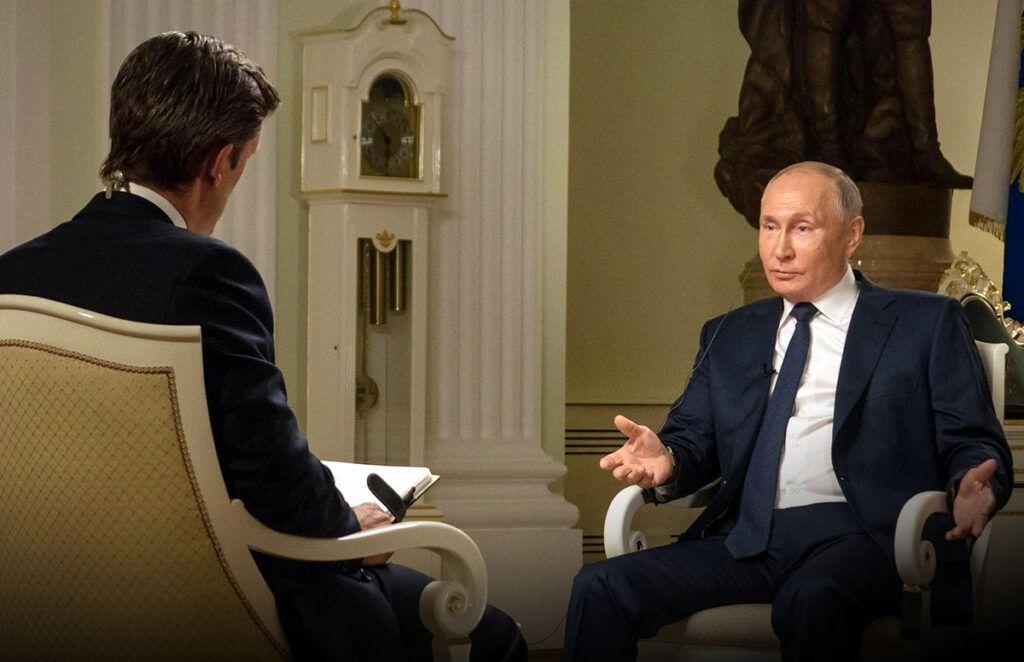 Остроумный ответ Владимира Путина Байдену вызвал восторг в западном СМИ