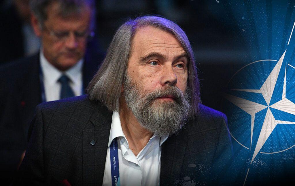 Погребинский предрек «жесткий ответ» США на дальнейшие попытки Украины попасть в НАТО