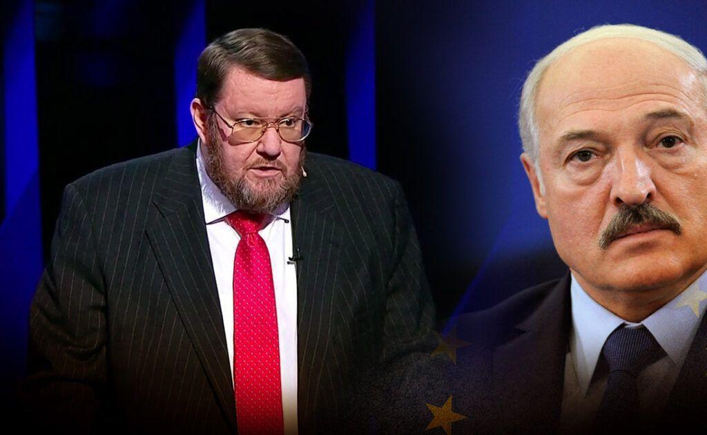 Сатановский восхитился Лукашенко, который наказал ЕС методом Эрдогана