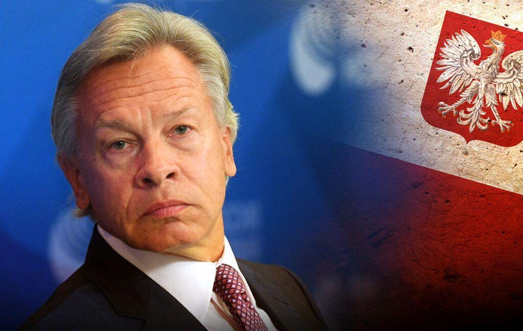 """Пушков резко ответил на хвастовство Польши из-за задержки """"Северного потока-2"""""""