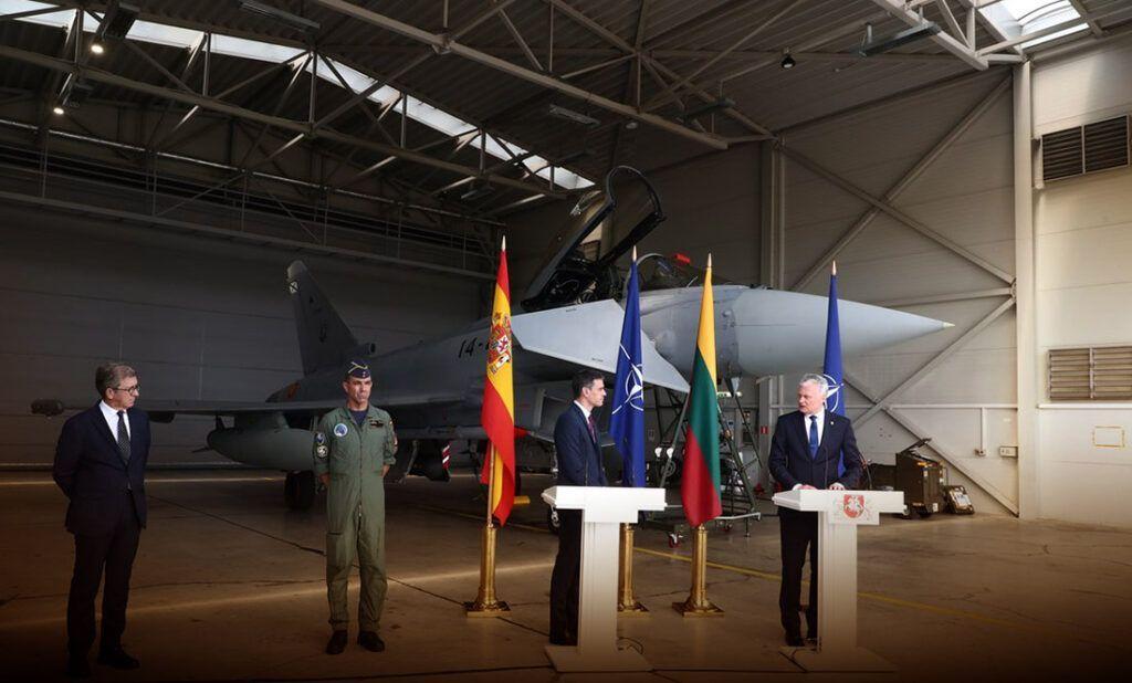 Испанцы высмеяли своего премьера, испугавшегося российского самолета