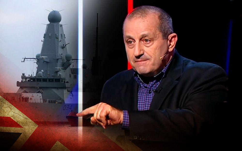 Кедми заявил, что британский эсминец Defender поменял курс у Крыма после приказа Путина