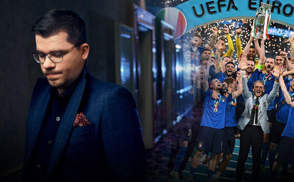 Сеть взорвал ролик Харламова с призывом «закрыть футбол в России»