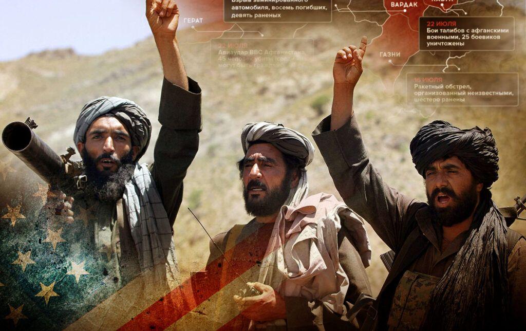 Тонкий маневр Путина по Афганистану сломал США всю геополитическую игру