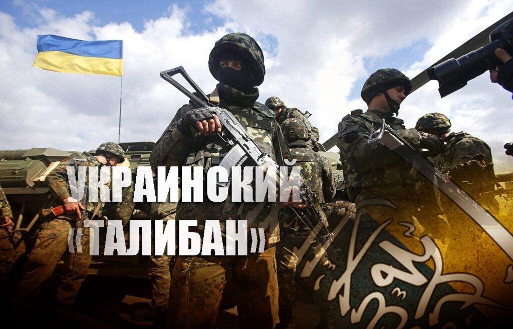 Призвавшему Киев применить против РФ тактику «Талибана» украинскому политику жестко ответили в сети