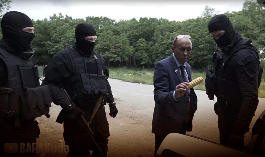 """Сеть взорвал видеоролик о борьбе Наливкина с """"овощным беспределом"""""""