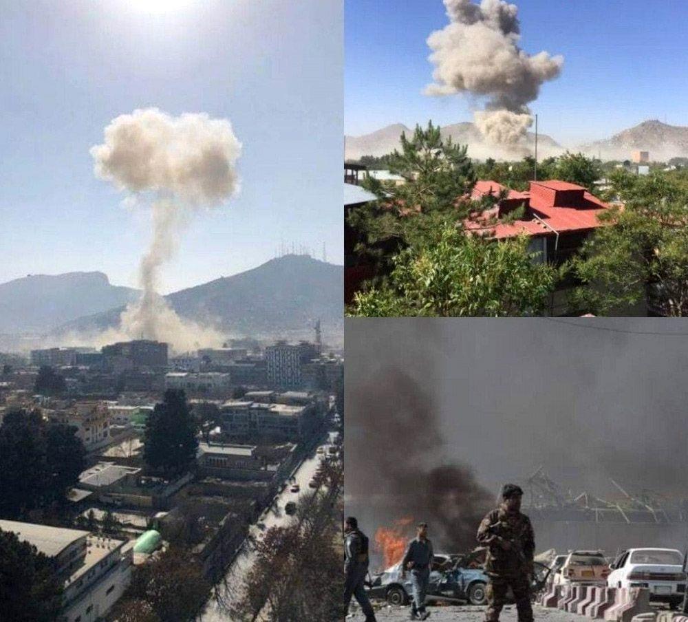 Взрывы в аэропорту Кабула, Афганистан