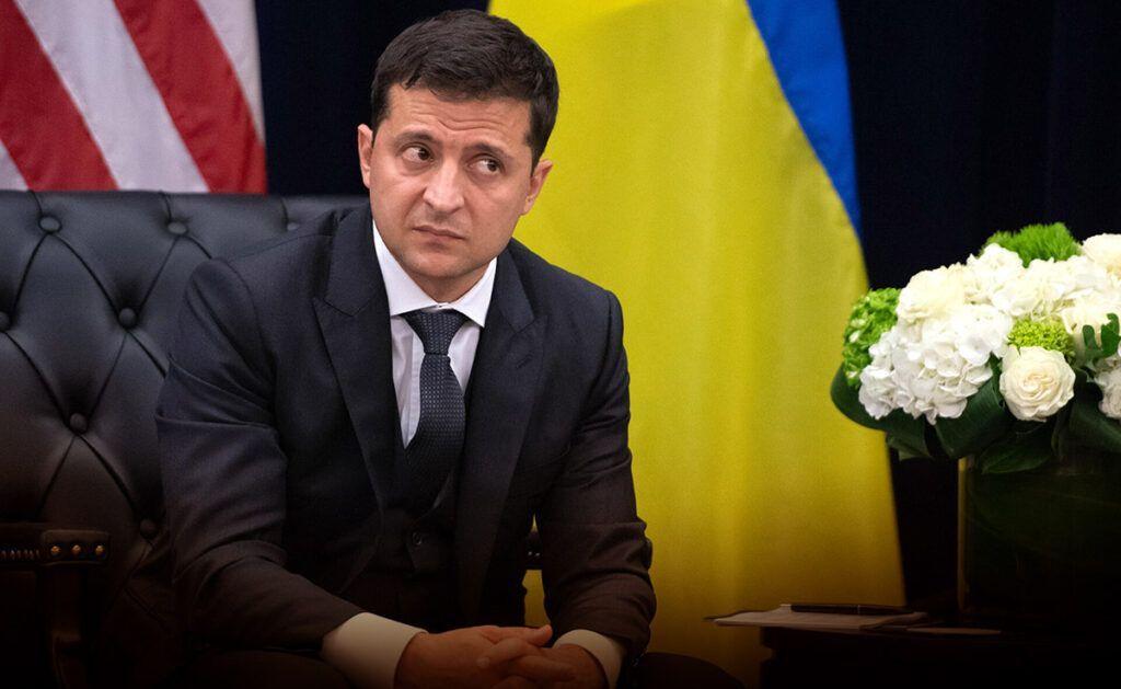 В Раде предрекли президенту Зеленскому бегство в Россию
