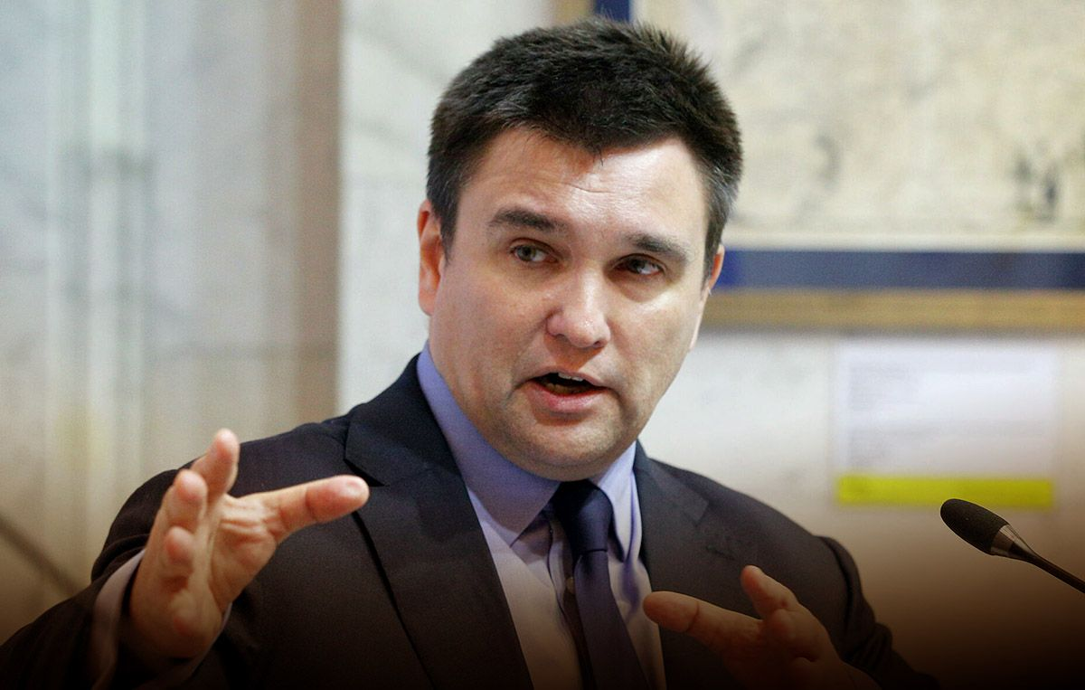 """Климкин пояснил, почему Украина попала в """"геополитическую мясорубку"""""""