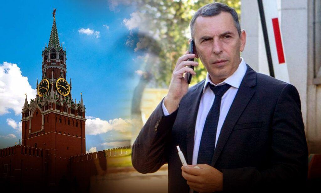"""В Кремле ответили на версию о """"следе России"""" в покушении на советника Зеленского"""