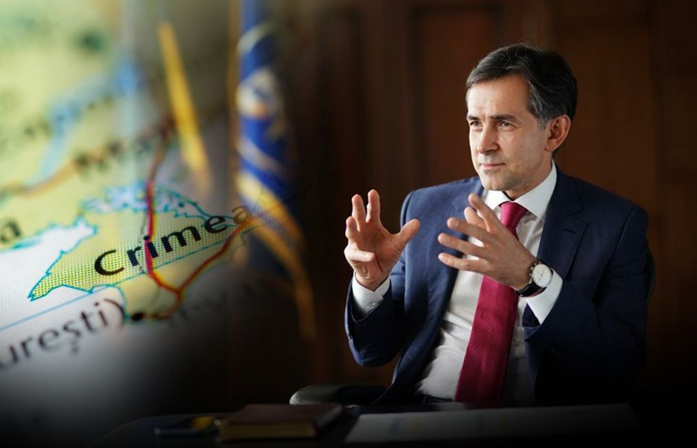 Украина предлагает Крым как место для встречи Путина и Зеленского