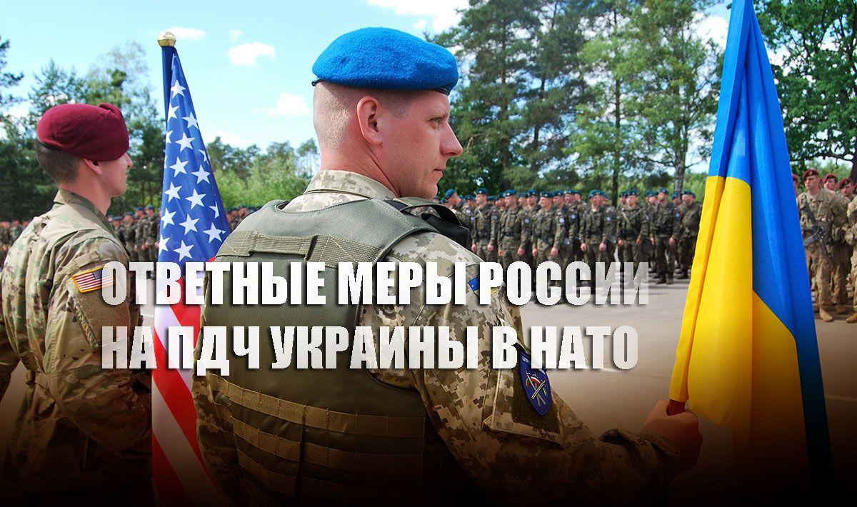 РФ может ввести свои войска на Украину, если Киев получит ПДЧ в НАТО