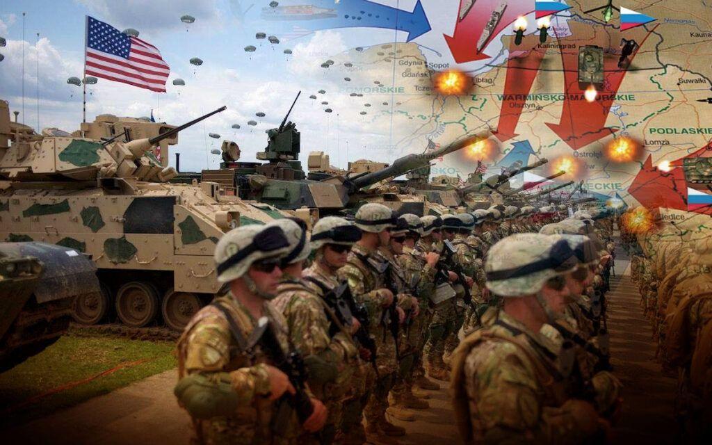 Россия в масштабной войне с НАТО применит необычную тактику
