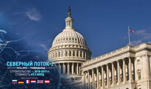 Американские сенаторы разработали законопроект для санкционного давления в отношении компаний, строящих «Северный поток -2»