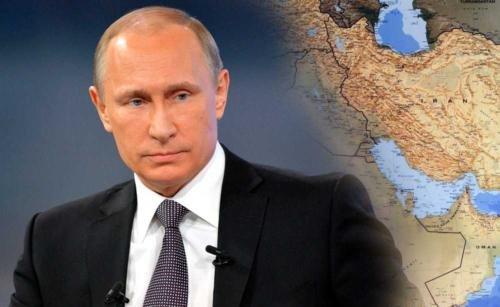 Британский журналист дал оценку усилиям президента РФ на Ближнем Востоке