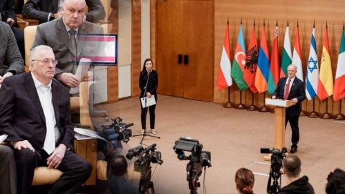 Делегаты международной конференции обратятся в ООН с призывом противодействовать попыткам героизации фашизма