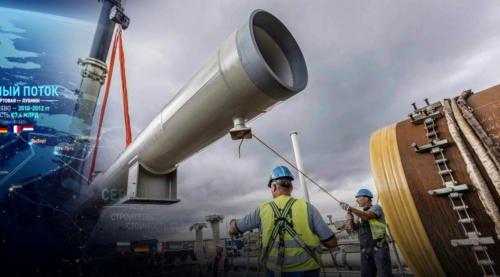 «Газпром» назвал сроки ввода в эксплуатацию «Северного потока - 2»