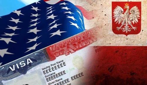 Граждане Польши станут исключением из американских визовых правил