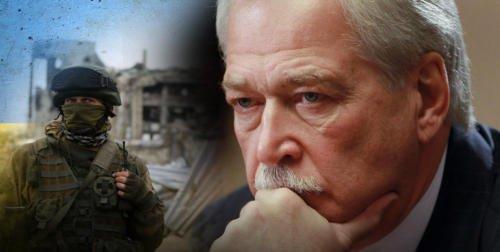 Грызлов Украина отказалась принимать дополнительные меры к прекращению огня
